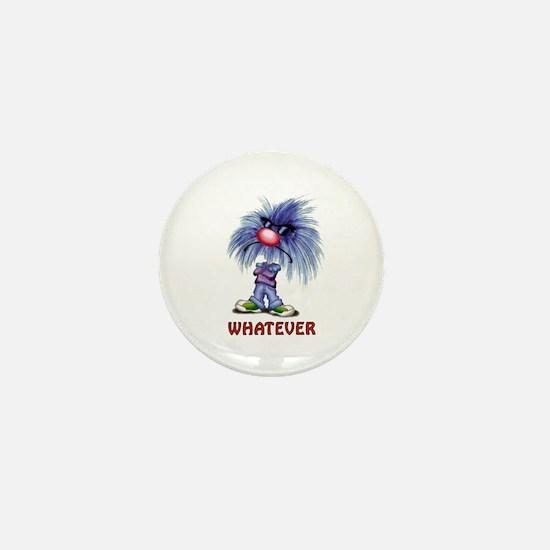 Zoink Whatever Mini Button