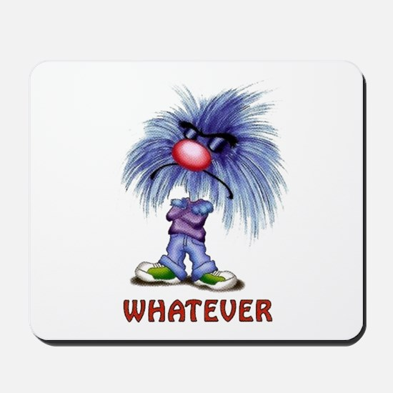 Zoink Whatever Mousepad