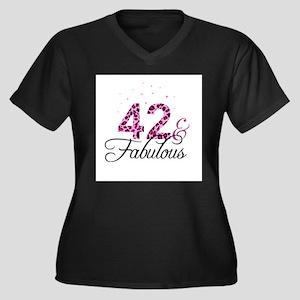 42 and Fabulous Plus Size T-Shirt