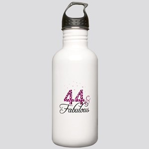 44 and Fabulous Sports Water Bottle