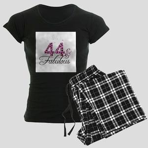 44 and Fabulous pajamas