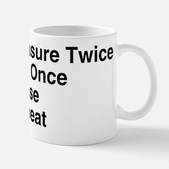Cute Evaluation Mug