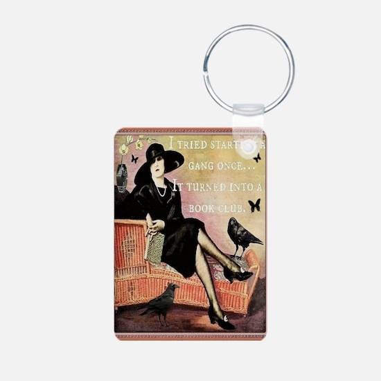Book Club Keychains Keychains