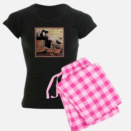 Book Club Women's Dark Pajamas