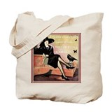 Vintage Canvas Tote Bag