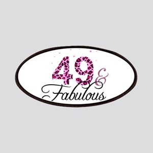 49 and Fabulous Patch