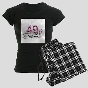 49 and Fabulous pajamas