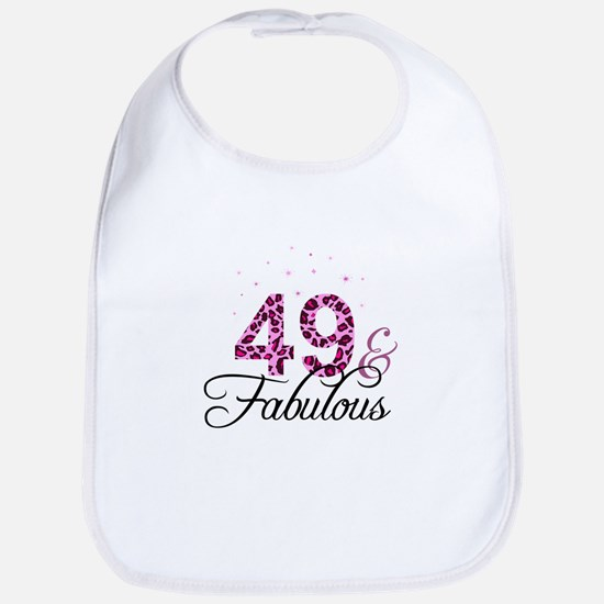 49 and Fabulous Bib