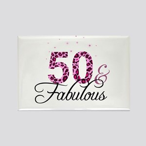 50 and Fabulous Magnets