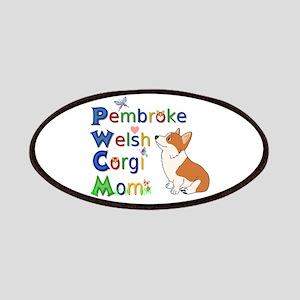 Welsh Corgi Mom Patch