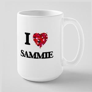 I Love Sammie Mugs