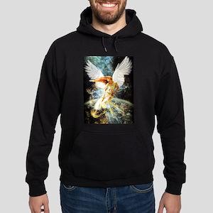 Guardian Angel Hoodie (dark)