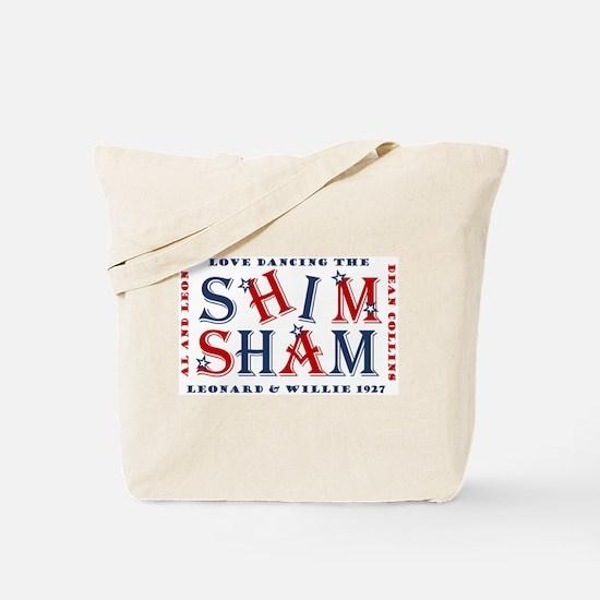 Shim Sham USA Tote Bag