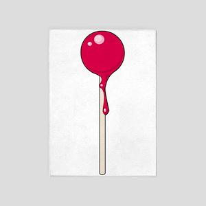 Lollipop 5'x7'Area Rug