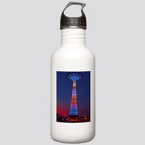 CONEY ISLAND'S WORLD F Stainless Water Bottle 1.0L