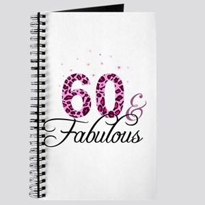 60 and Fabulous Journal
