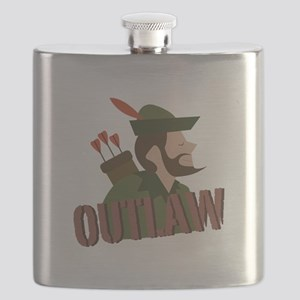 Outlaw Flask