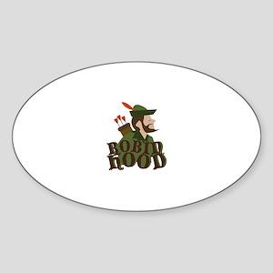 Robin Hoods Sticker