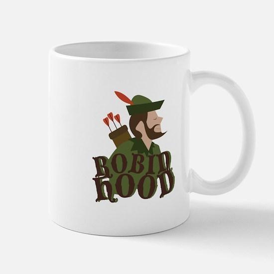 Robin Hoods Mugs