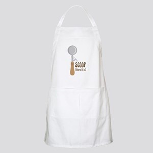 Scoop There It Is Apron