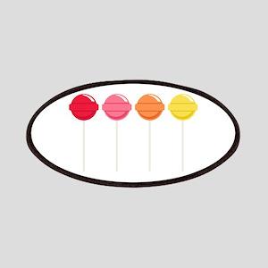 Lollipops Candy Patch