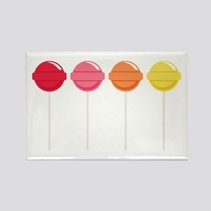 Lollipops Candy Magnets