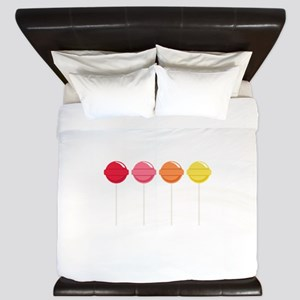 Lollipops Candy King Duvet