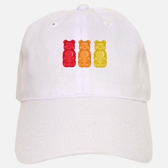 Gummy Bears Baseball Baseball Baseball Cap