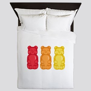 Gummy Bears Queen Duvet