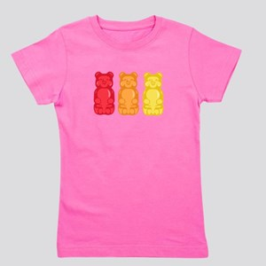 Gummy Bears Girl's Tee