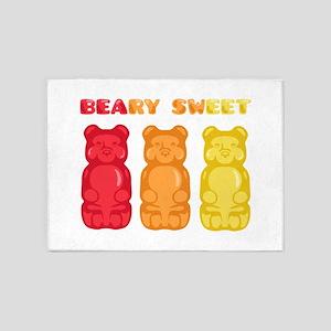 Beary Sweet 5'x7'Area Rug