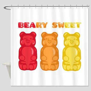 Beary Sweet Shower Curtain