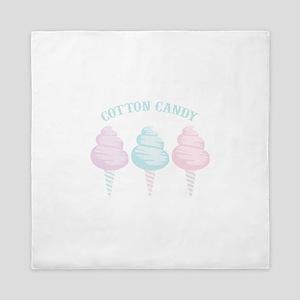 Cotton Candy Queen Duvet