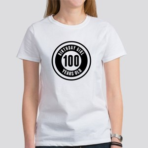 Birthday Girl 100 Years Old T-Shirt