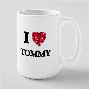 I Love Tommy Mugs