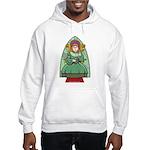 Celtic Princess Hooded Sweatshirt