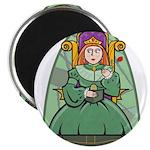 Celtic Princess Magnet