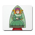 Celtic Princess Mousepad