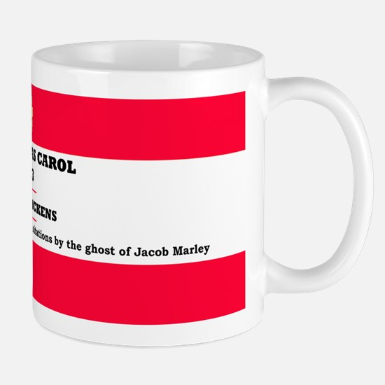 A Christmas Carol mug Mugs