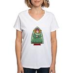 Celtic Princess Women's V-Neck T-Shirt