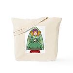 Celtic Princess Tote Bag