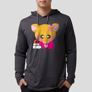 teacher2b Mens Hooded Shirt