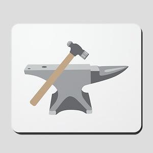 Anvil & Hammer Mousepad