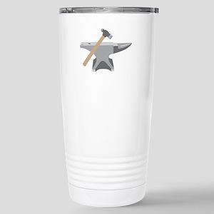 Anvil & Hammer Travel Mug