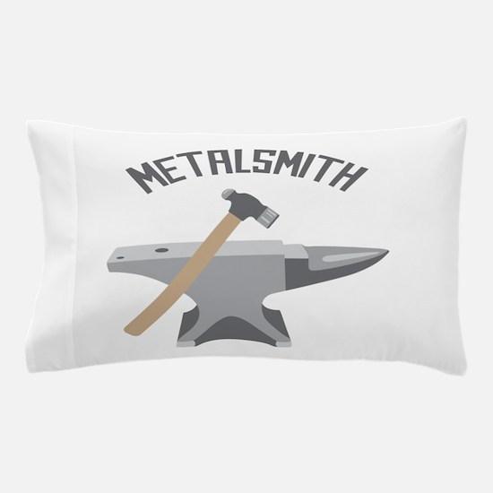 Metalsmith Pillow Case