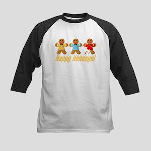 Star Trek Gingerbread Men Baseball Jersey
