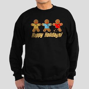Star Trek Gingerbread Men Jumper Sweater