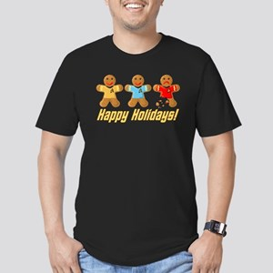 Star Trek Gingerbread Men T-Shirt