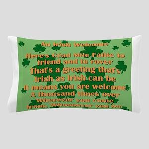 An Irish Welcome Pillow Case