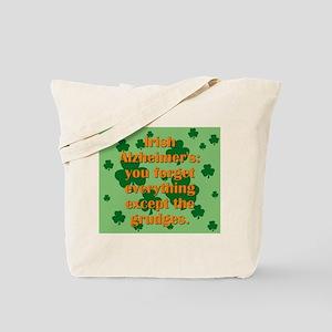 Irish Alzheimers Tote Bag
